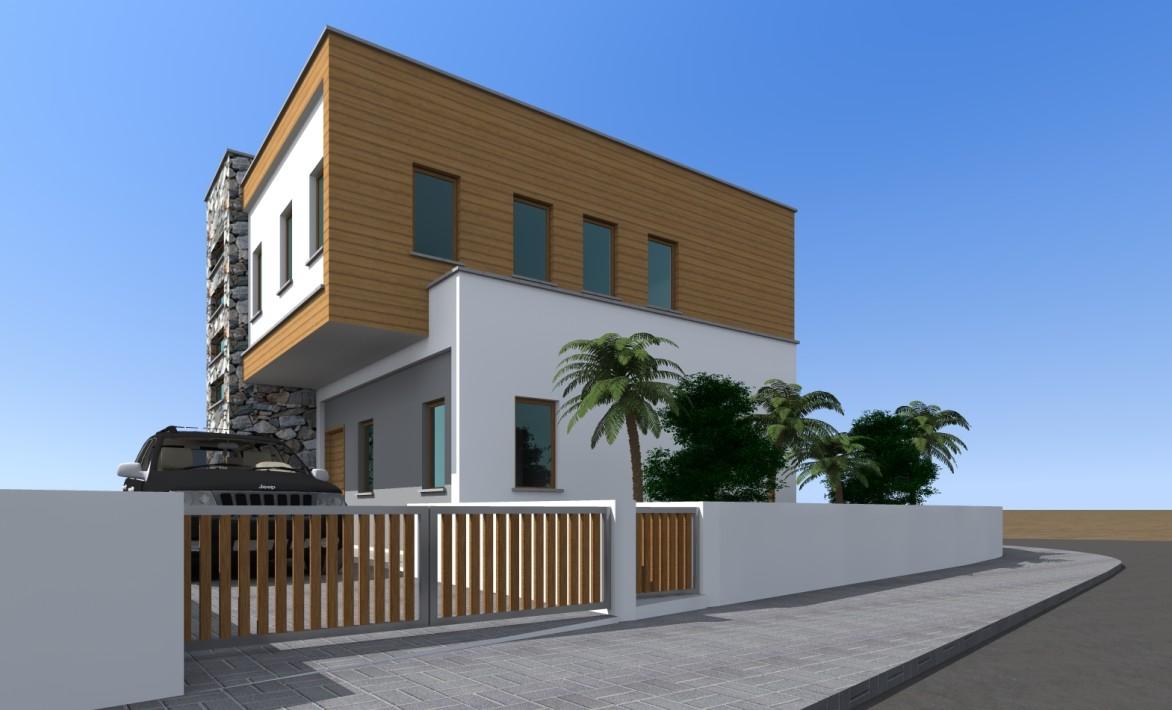 GEMINI RESIDENCE HOUSE A
