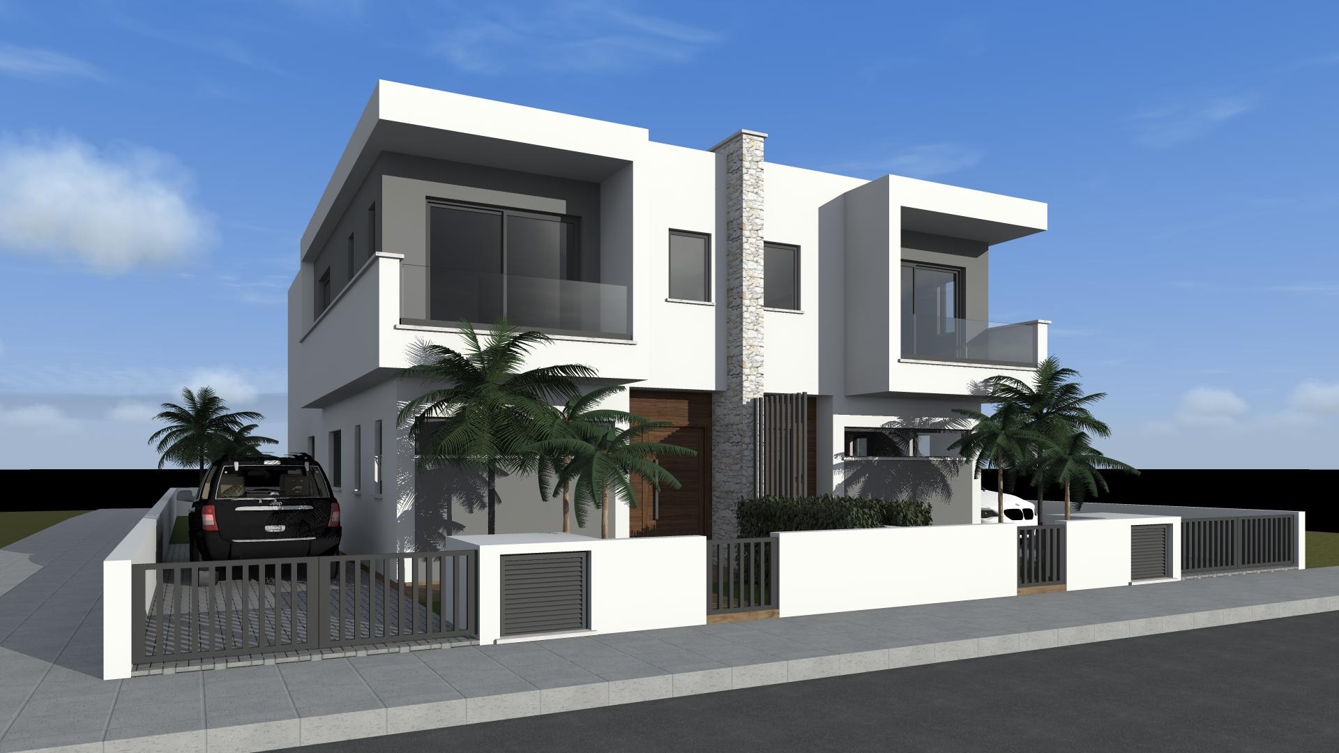 Naksos House Agia Fyla NO:1-2
