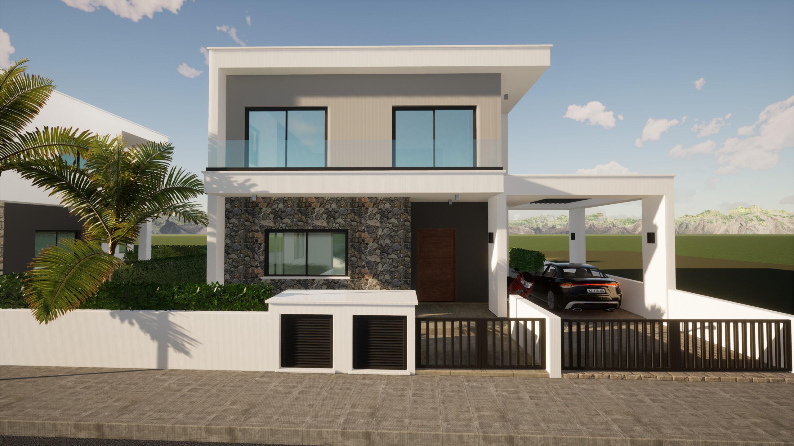 Ithaki House Agios Athanasios NO: 1
