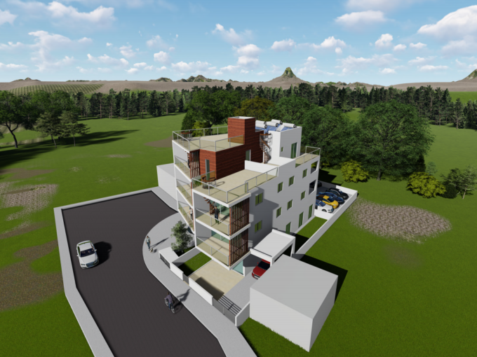 Beverly Hills Residence Flat 201